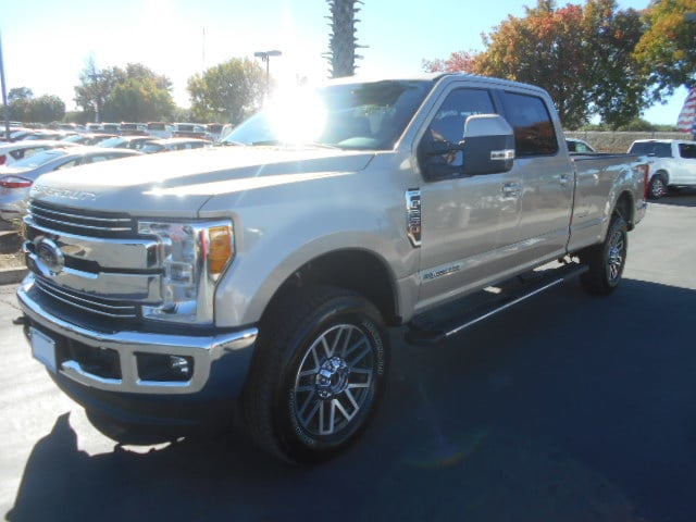 2017 F-250 Crew Cab 4x4 Pickup #51703 - photo 1