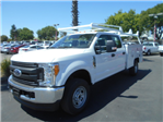 2017 F-350 Crew Cab 4x4, Scelzi Service Body #51716 - photo 1