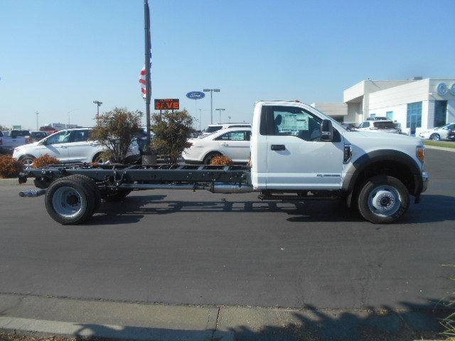 2017 F-550 Regular Cab DRW 4x4, Cab Chassis #51728 - photo 7
