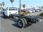 2017 F-550 Regular Cab DRW 4x4, Cab Chassis #51728 - photo 1