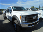 2017 F-550 Crew Cab DRW 4x4, Cab Chassis #51729 - photo 1