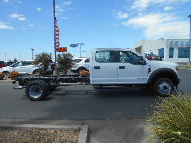 2017 F-550 Crew Cab DRW 4x4, Cab Chassis #51737 - photo 7