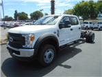 2017 F-550 Crew Cab DRW 4x4, Cab Chassis #51737 - photo 1
