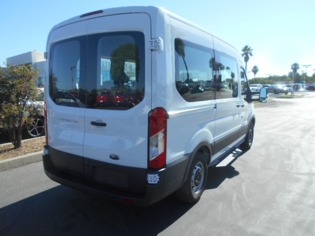 2017 Transit 150 Medium Roof, Passenger Wagon #51776 - photo 2