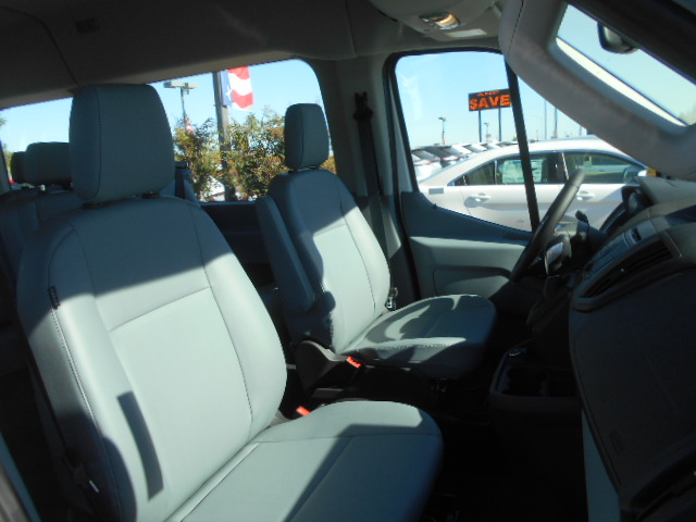2017 Transit 150 Medium Roof, Passenger Wagon #51776 - photo 8
