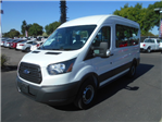 2017 Transit 150 Medium Roof, Passenger Wagon #51776 - photo 1