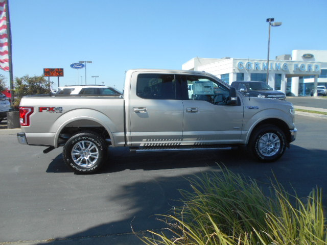 2017 F-150 SuperCrew Cab 4x4, Pickup #51821 - photo 7