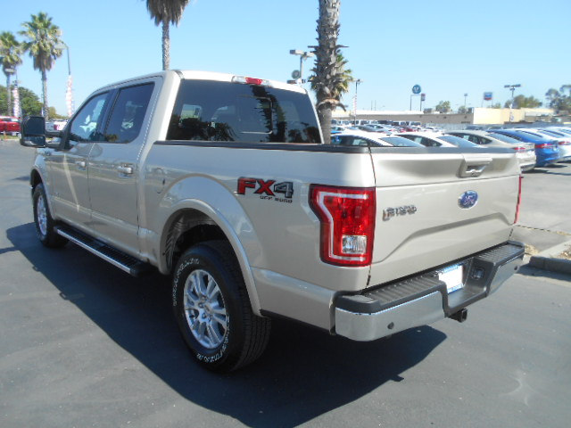 2017 F-150 SuperCrew Cab 4x4, Pickup #51821 - photo 2