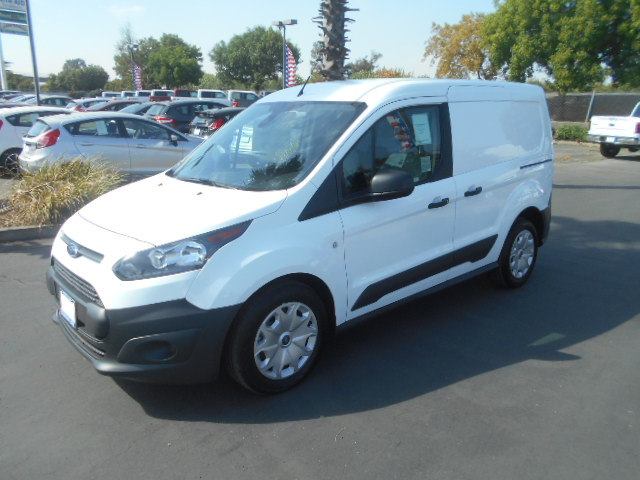 2017 Transit Connect 4x2 Empty Cargo Van 51890