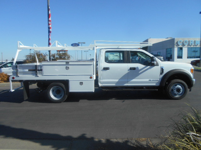 2017 F-550 Crew Cab DRW 4x4, Scelzi Contractor Body #51893 - photo 7