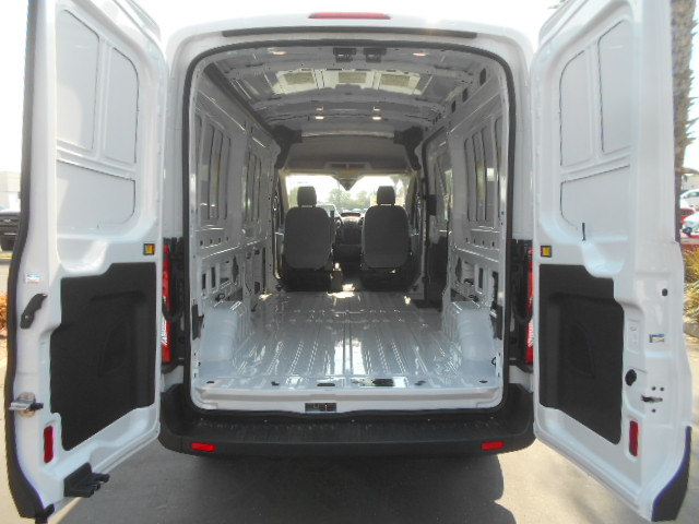2017 Transit 250 Medium Roof Cargo Van #51921 - photo 11