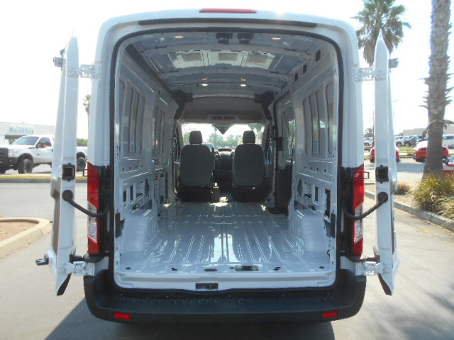 2017 Transit 250 Medium Roof Cargo Van #51921 - photo 2