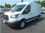 2017 Transit 250 Medium Roof Cargo Van #51921 - photo 1