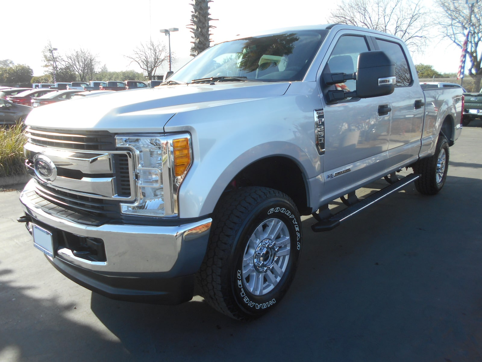 2017 F-250 Crew Cab 4x4,  Pickup #52142 - photo 1