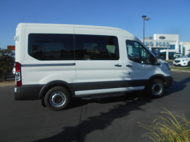 2017 Transit 150 Medium Roof Passenger Wagon #52159 - photo 7