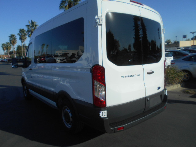 2017 Transit 150 Medium Roof Passenger Wagon #52159 - photo 2