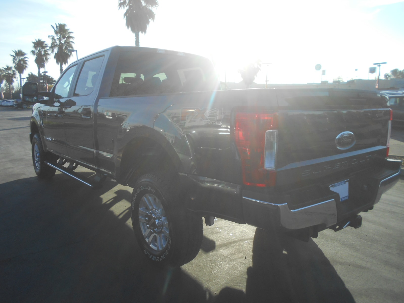 2017 F-250 Crew Cab 4x4, Pickup #52201 - photo 2
