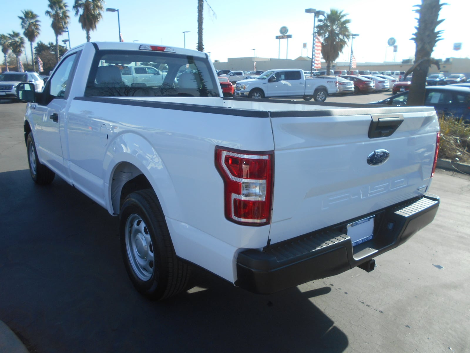 2018 F-150 Regular Cab,  Pickup #52218 - photo 2