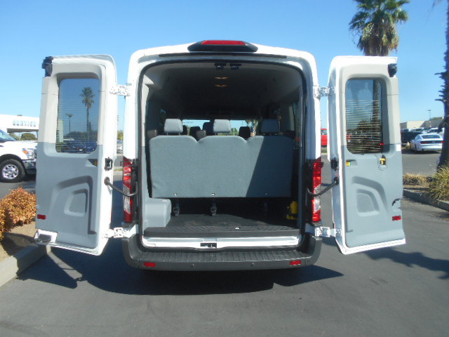 2018 Transit 150 Med Roof,  Passenger Wagon #52240 - photo 10