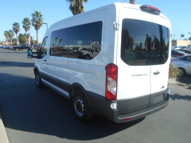 2018 Transit 150 Med Roof 4x2,  Passenger Wagon #52240 - photo 2