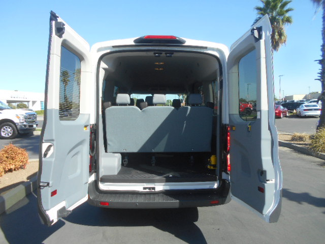 2018 Transit 150 Med Roof 4x2,  Passenger Wagon #52240 - photo 9