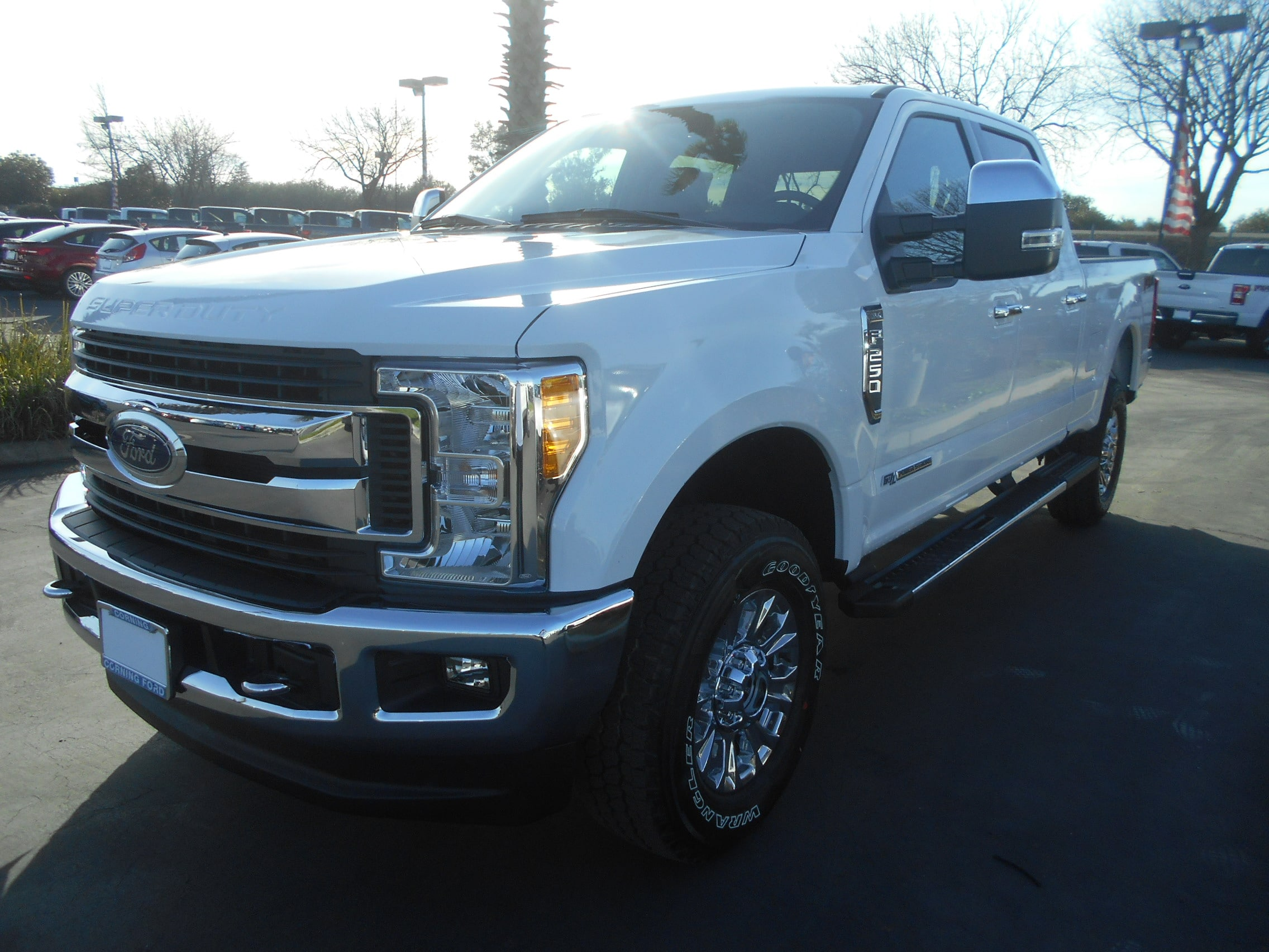 2017 F-250 Crew Cab 4x4, Pickup #52260 - photo 1