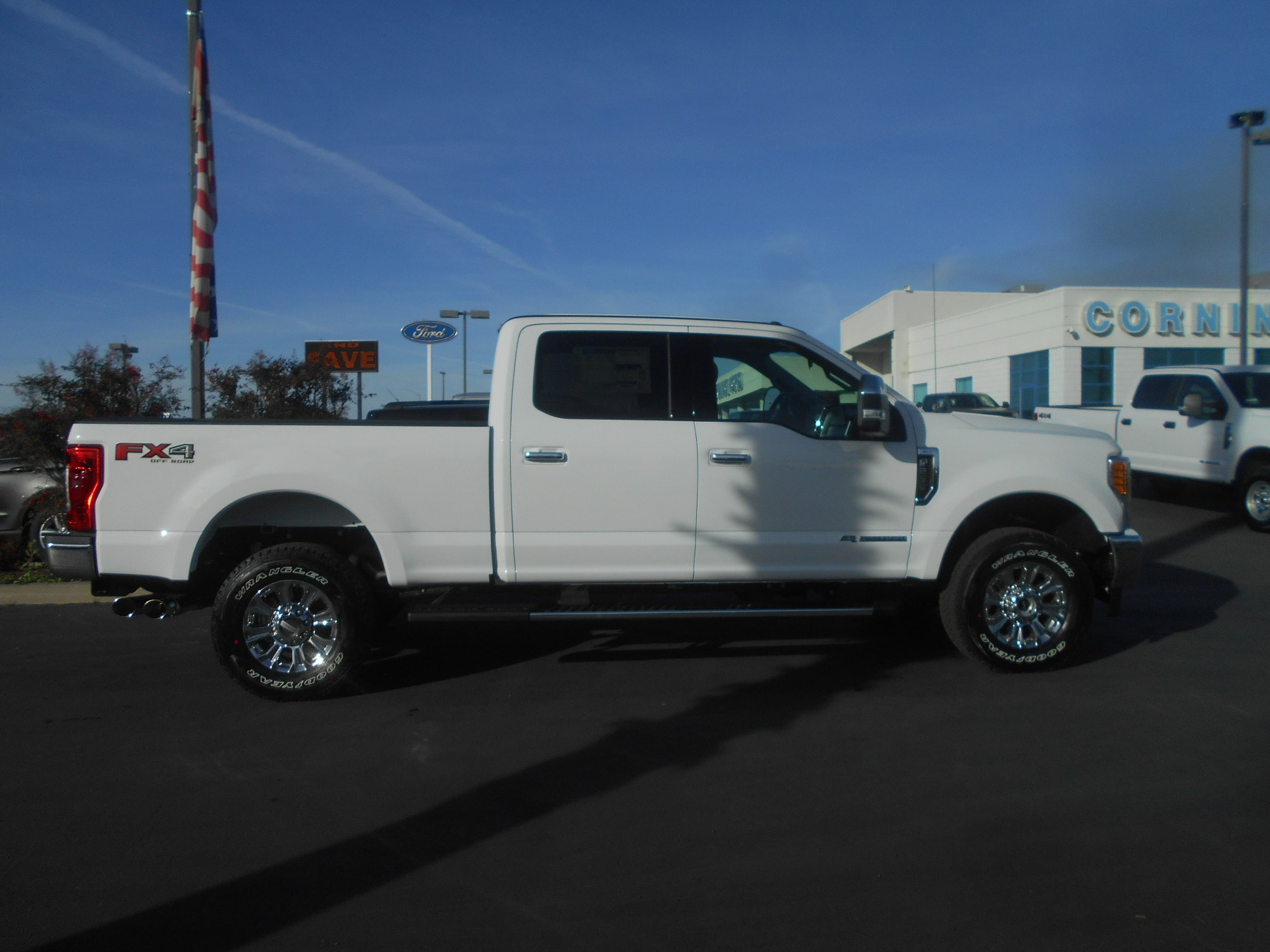 2017 F-250 Crew Cab 4x4, Pickup #52260 - photo 7