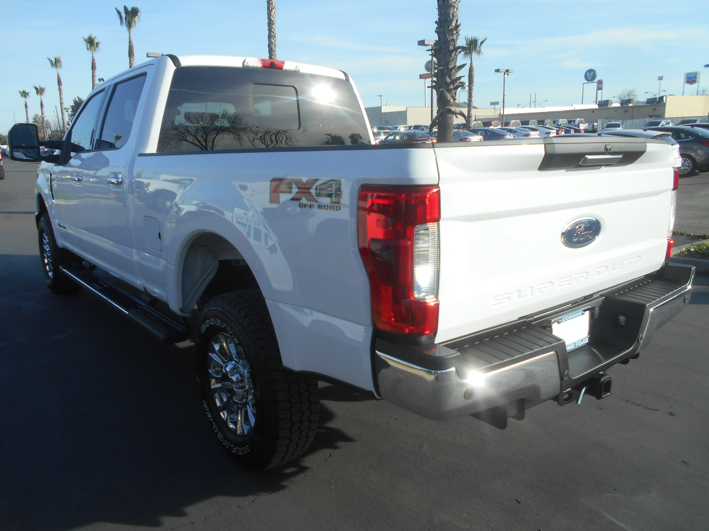 2017 F-250 Crew Cab 4x4, Pickup #52260 - photo 2