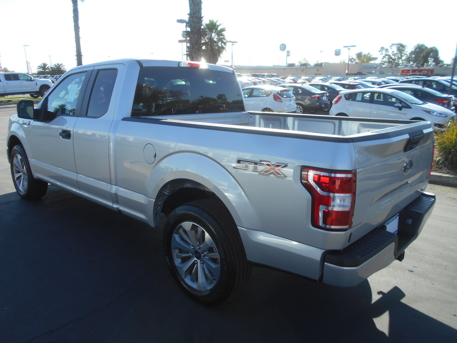 2018 F-150 Super Cab 4x2,  Pickup #52262 - photo 2