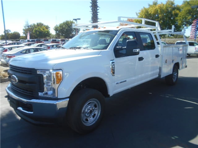2017 F-350 Crew Cab 4x4,  Harbor TradeMaster Service Body #52294 - photo 1