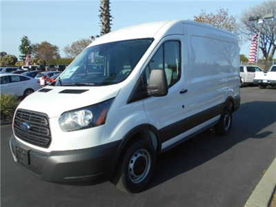 2018 Transit 250 Med Roof,  Empty Cargo Van #52307 - photo 1