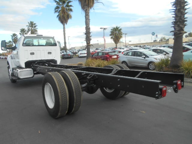 2017 F-650 Regular Cab, Cab Chassis #52313 - photo 2