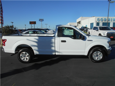 2018 F-150 Regular Cab 4x2,  Pickup #52328 - photo 7