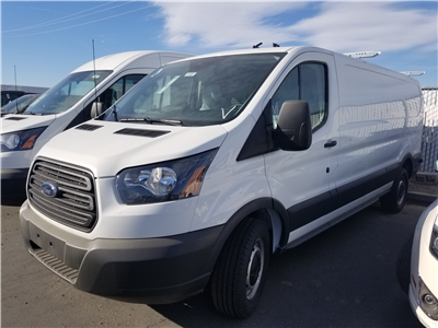 2017 Transit 250 Low Roof,  Adrian Steel Upfitted Cargo Van #52337 - photo 1