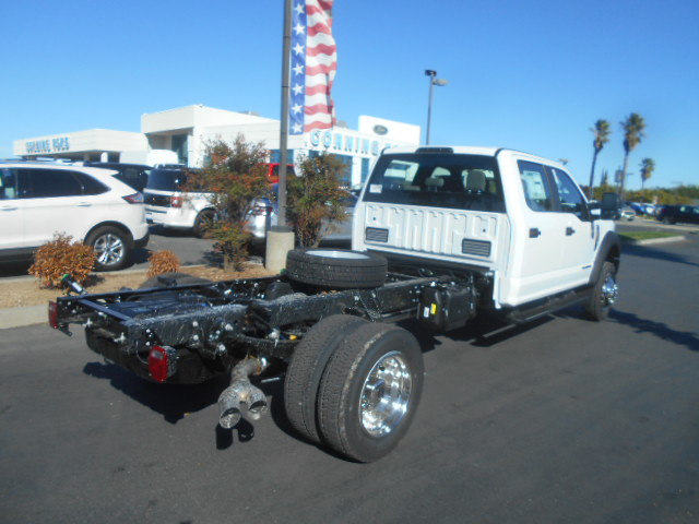 2017 F-550 Crew Cab DRW, Cab Chassis #52340 - photo 2