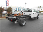 2017 F-550 Crew Cab DRW Cab Chassis #52374 - photo 1