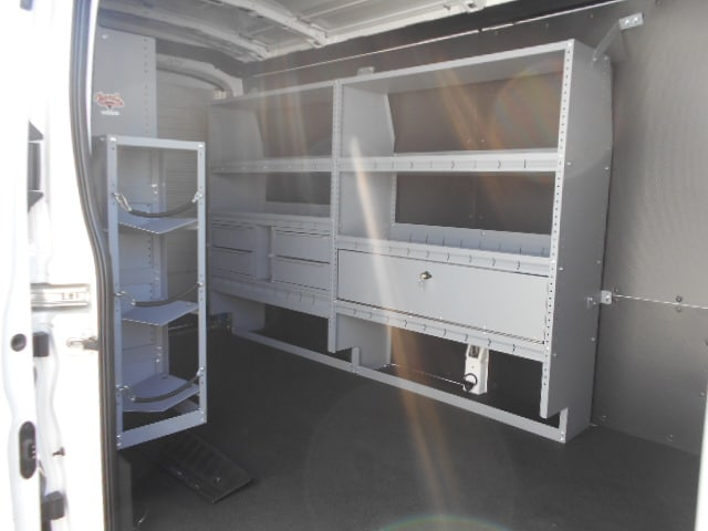 2017 Transit 250 Med Roof,  Harbor Upfitted Cargo Van #52382 - photo 3