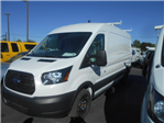2017 Transit 250 Med Roof 4x2,  Harbor PHVAC Upfitted Cargo Van #52382 - photo 1