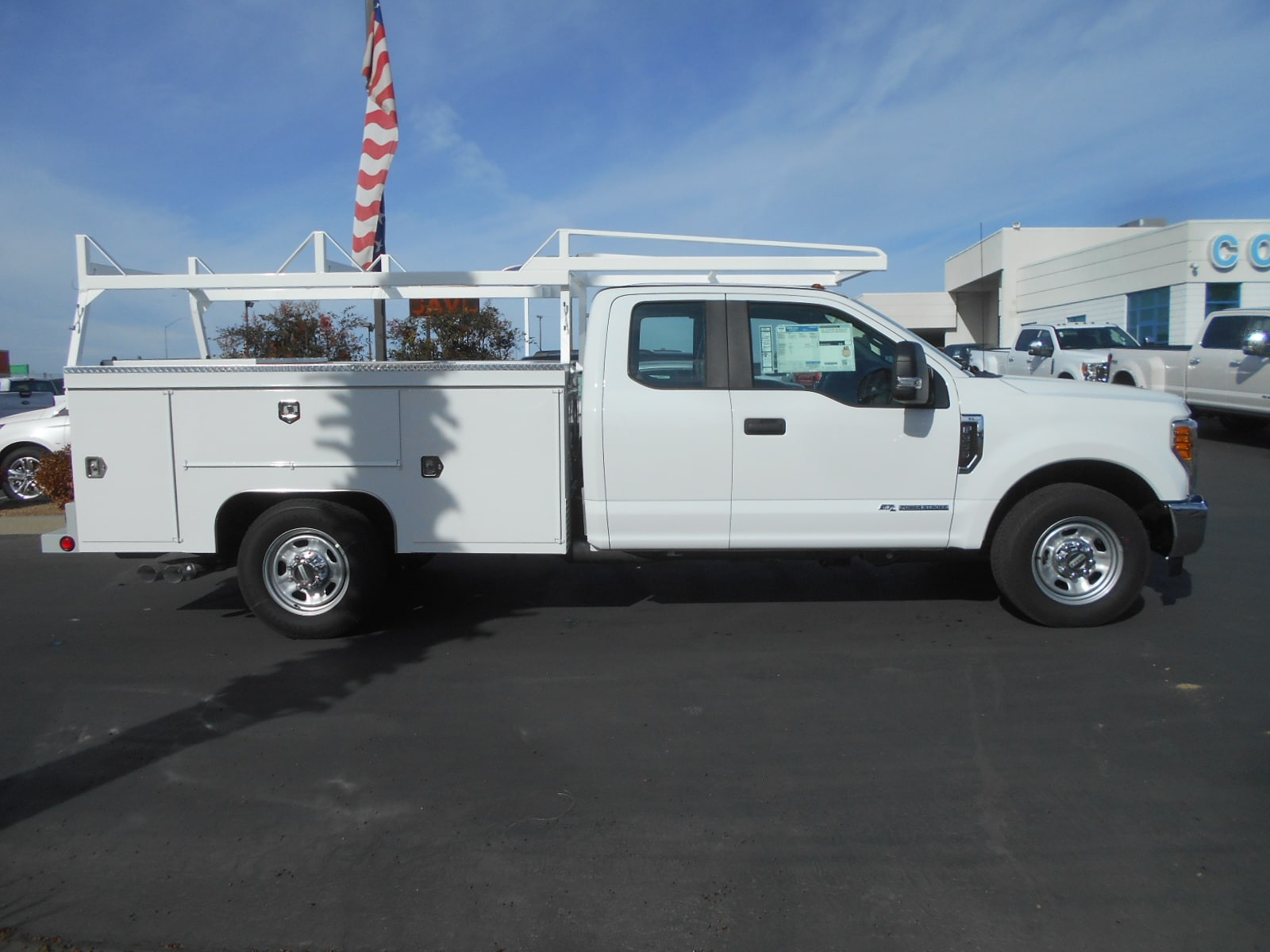 2017 F-350 Super Cab, Scelzi Service Body #52482 - photo 7