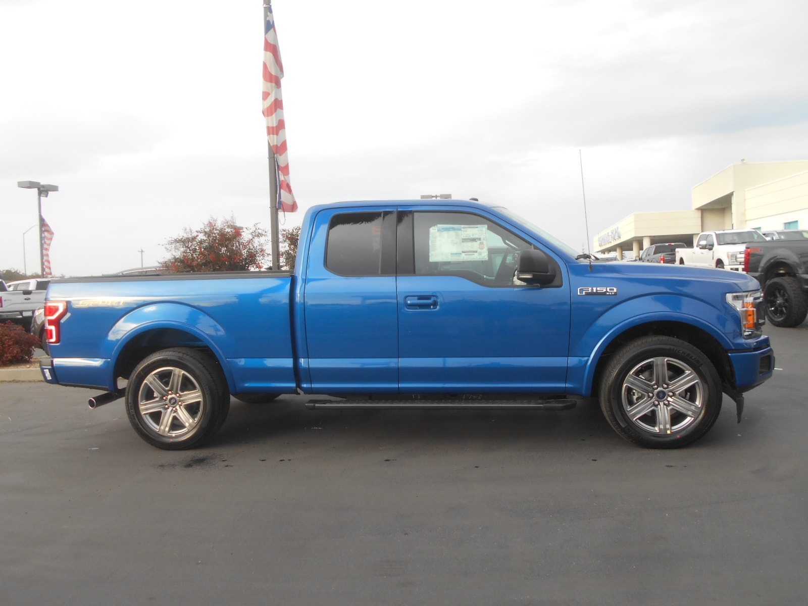 2018 F-150 Super Cab 4x2,  Pickup #52526 - photo 7