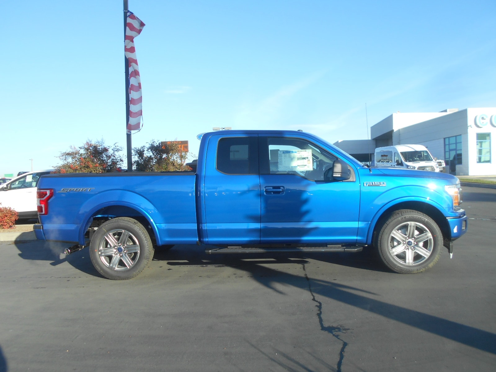 2018 F-150 Super Cab 4x2,  Pickup #52541 - photo 7