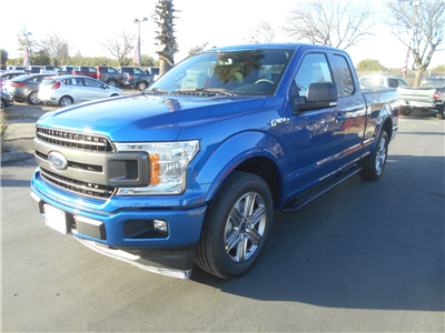 2018 F-150 Super Cab 4x2,  Pickup #52541 - photo 1