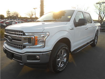 2018 F-150 SuperCrew Cab 4x4,  Pickup #52586 - photo 1