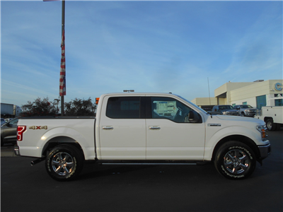 2018 F-150 SuperCrew Cab 4x4,  Pickup #52586 - photo 7