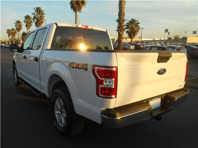 2018 F-150 SuperCrew Cab 4x4,  Pickup #52597 - photo 2