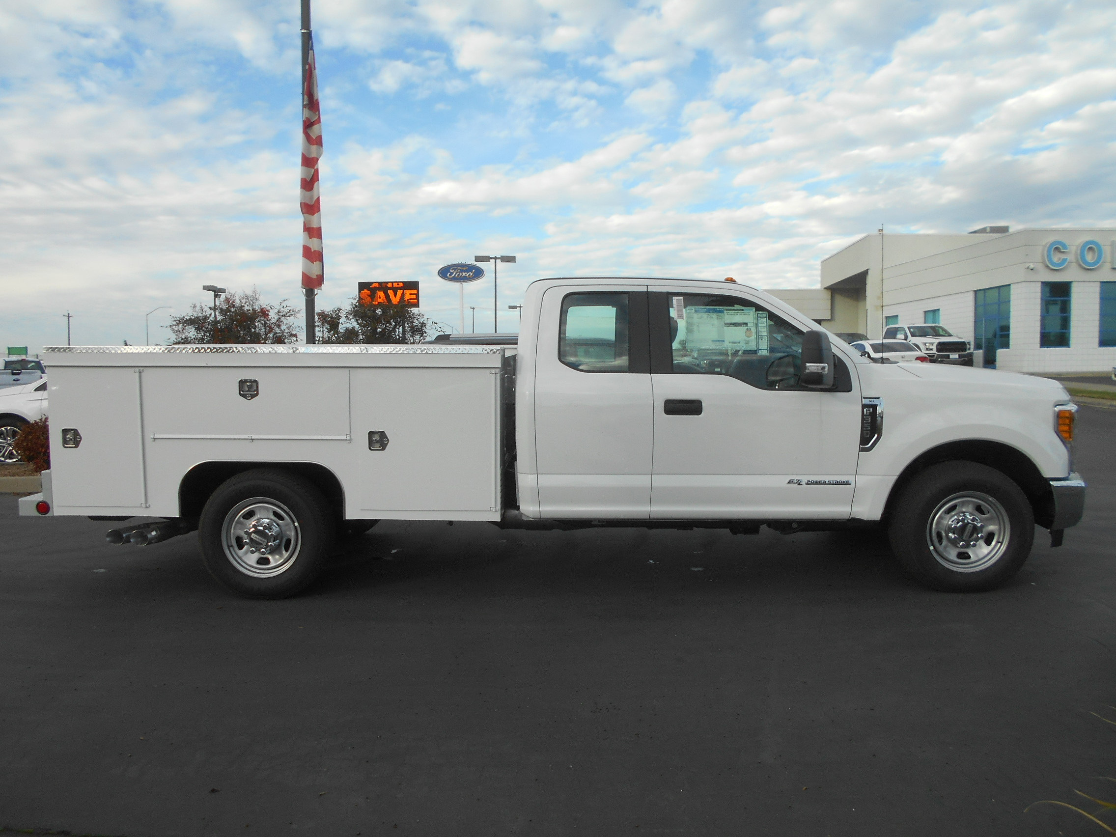 2017 F-350 Super Cab, Scelzi Service Body #52609 - photo 10