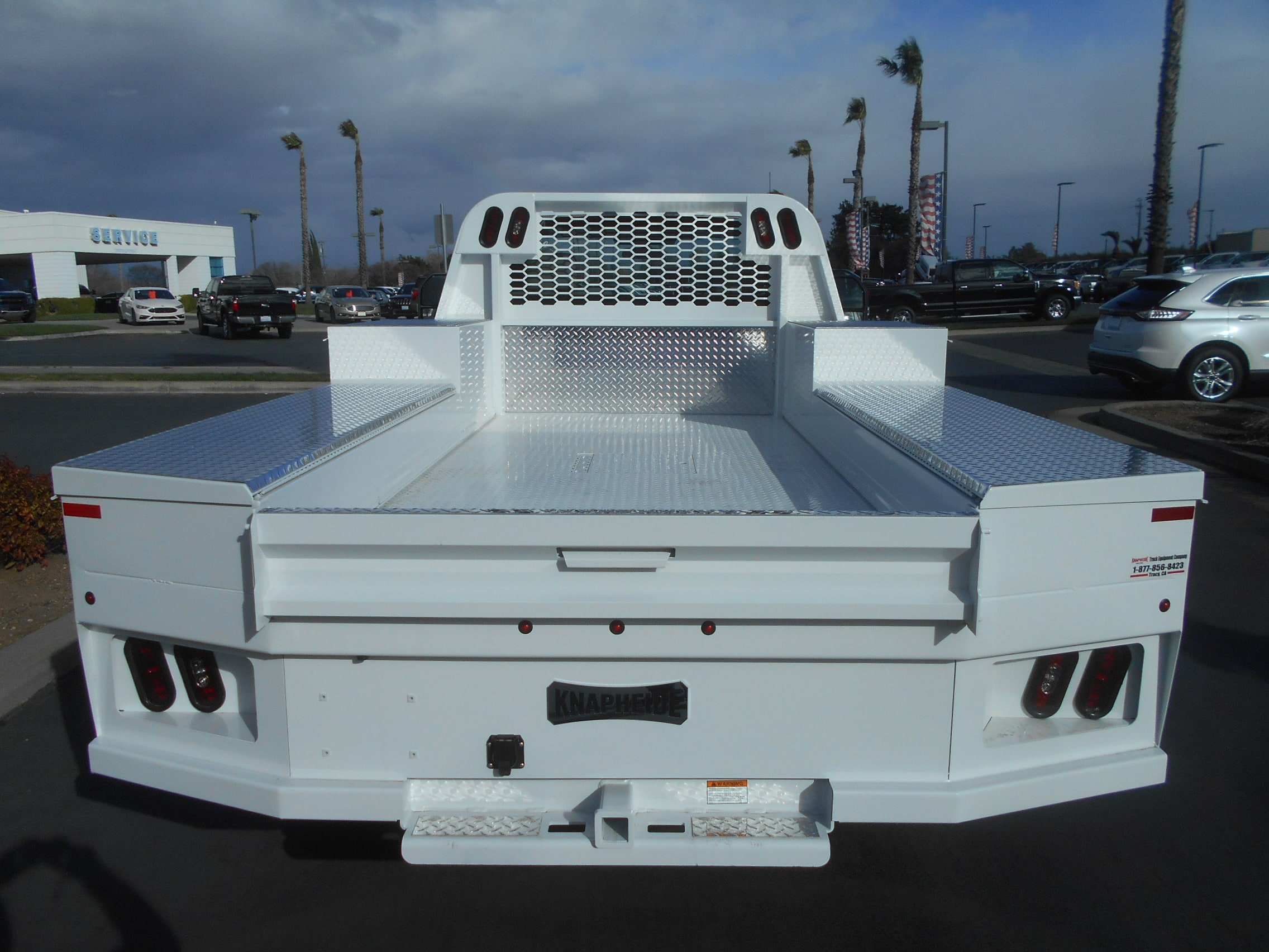 2017 F-350 Regular Cab DRW 4x4, Knapheide Hauler Body #52627 - photo 13