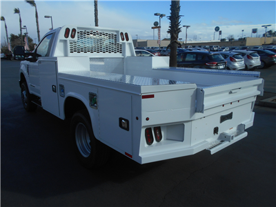 2017 F-350 Regular Cab DRW 4x4, Knapheide PGND Gooseneck Hauler Body #52627 - photo 2