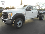 2017 F-550 Crew Cab DRW, Cab Chassis #52711 - photo 1
