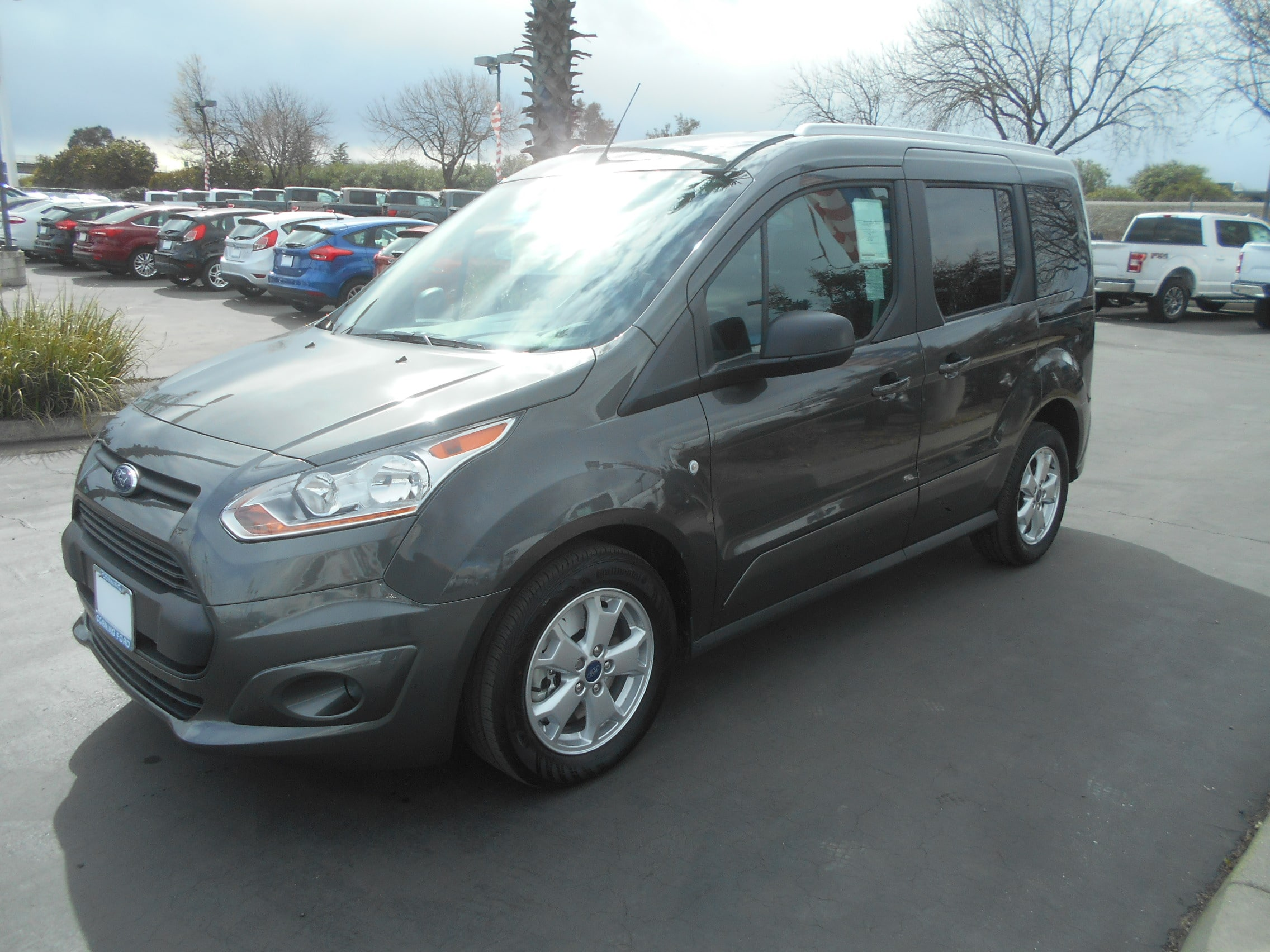 connect wheels produce to wagon ford ca transit news